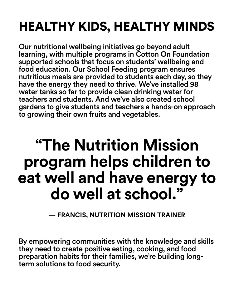 Healthy Kids, Healthy Minds