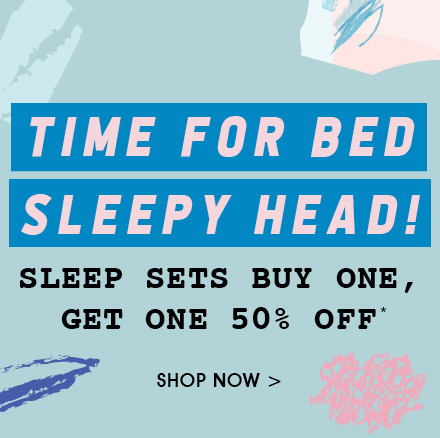 Cotton On Kids - Sleep Sets