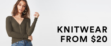 Shop Womens Knitwear