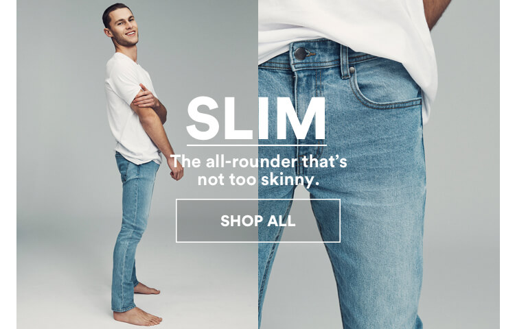 Cotton On Men's Slim Jeans