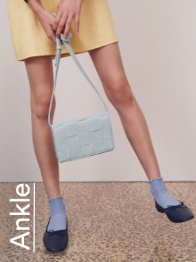 Ankle Socks. Click to shop.