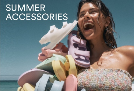 Women's Summer Accessories. Click to shop.