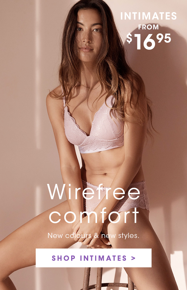 Wirefree Bras | Shop Body Now