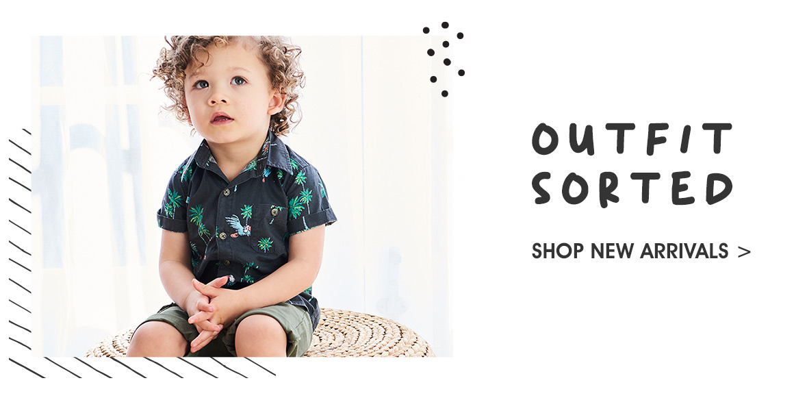 Cotton On Baby T-Shirts and Shorts