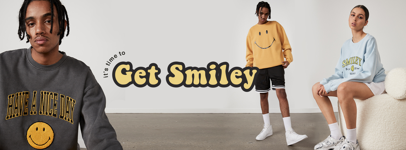 Get Smiley!