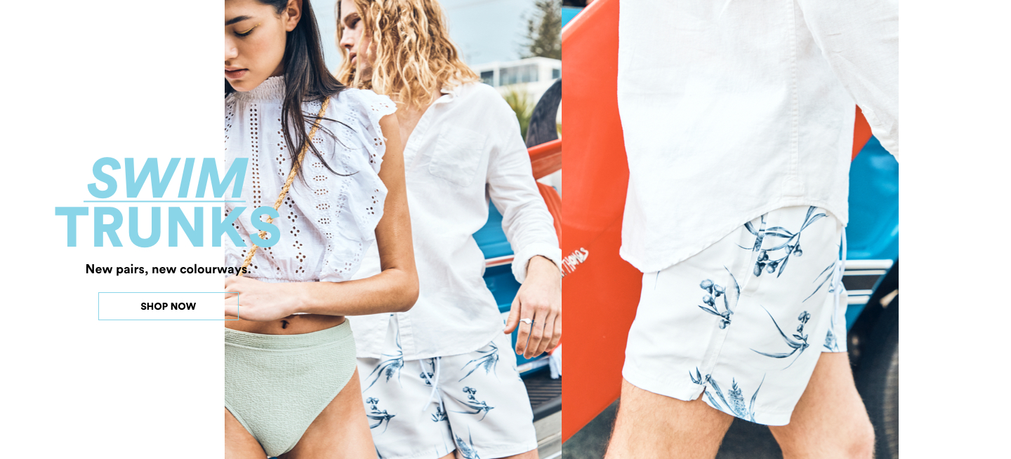 Cotton On Boardshorts. Click to shop.