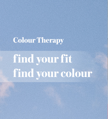 Find Your Fit, Find Your Colour