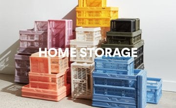 Home Storage. Click to Shop.