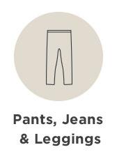 Click to Shop Girls Pants.