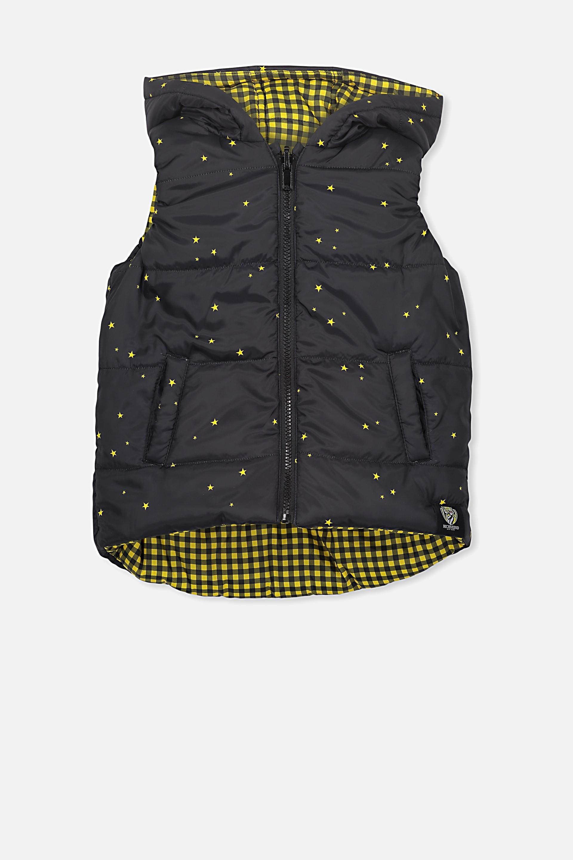 51f9a5142a3e Afl Kids Reversible Puffer Vest