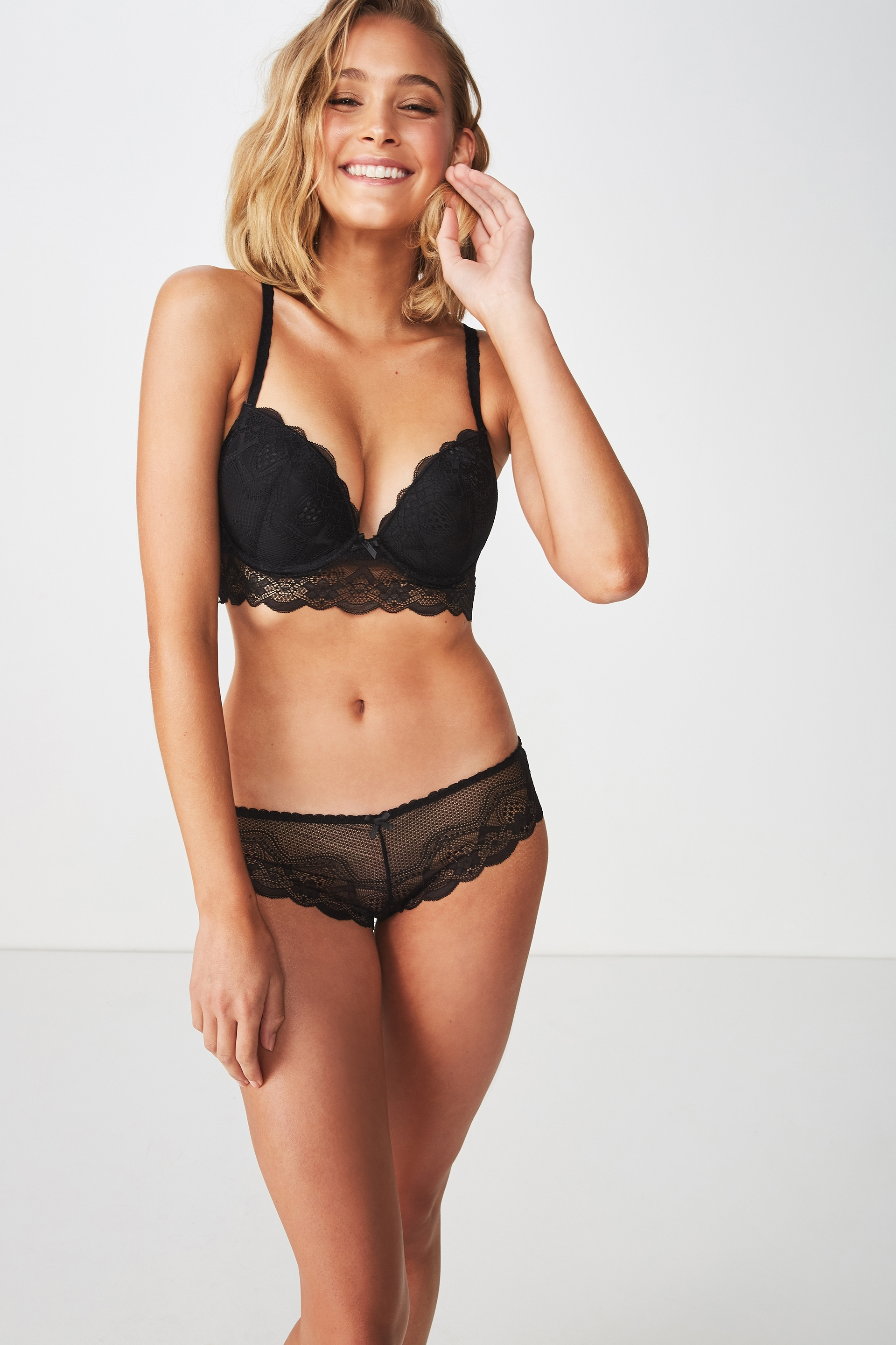 Push-up bra: description, its features and how to choose 78