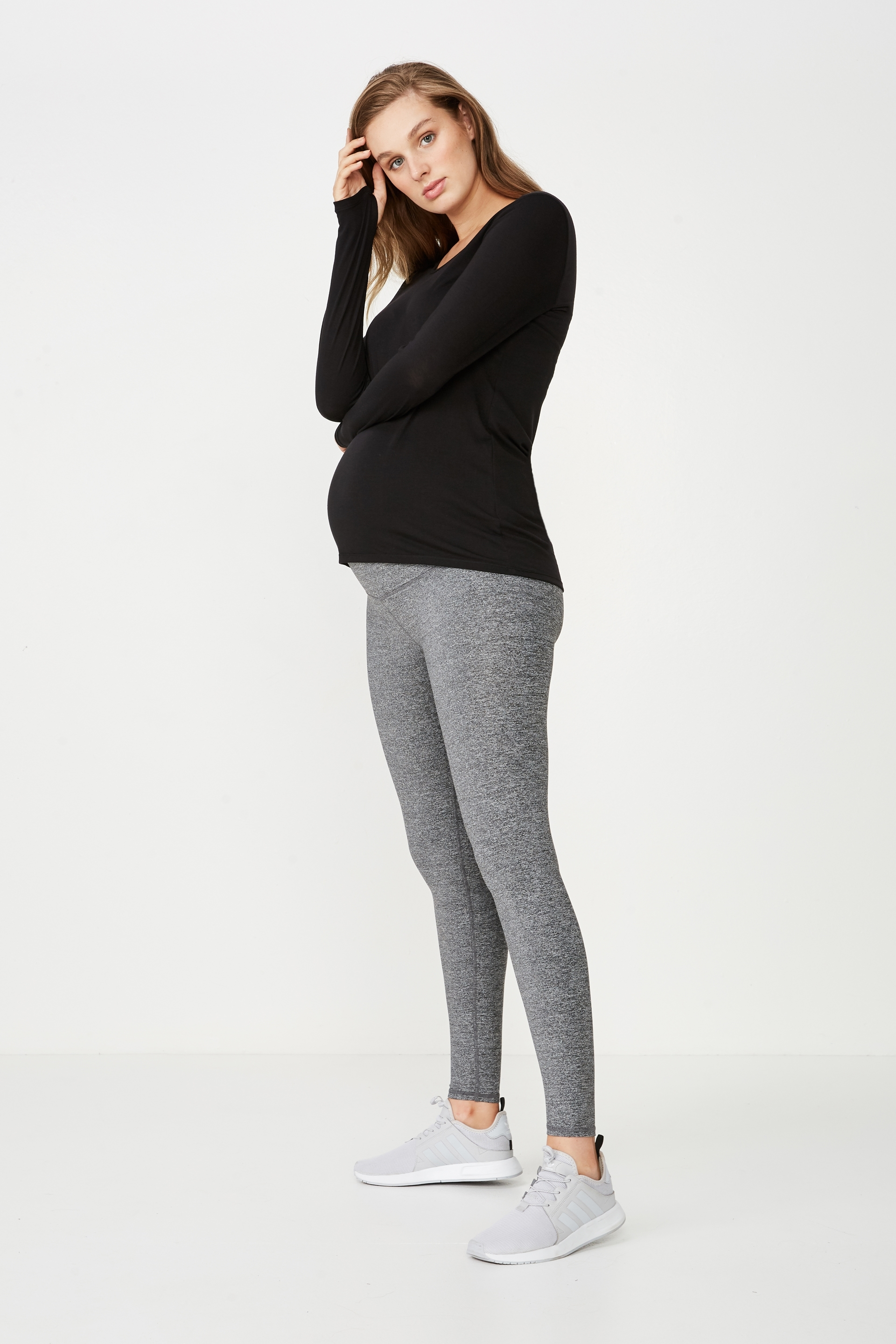aac0ec124c84d Maternity Core Tight Over Belly | Women's Lifestyle Fashion Brand ...