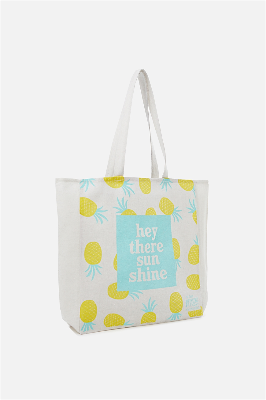 86b9571419 Typo Difference Tote Bag