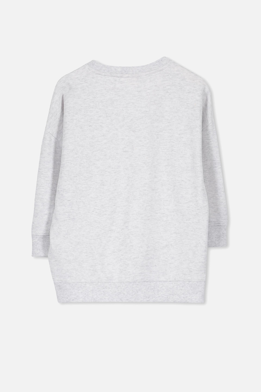 Objective Vintage Sports Quarter 1/4 Zip Sweatshirt Small - Dark Grey s