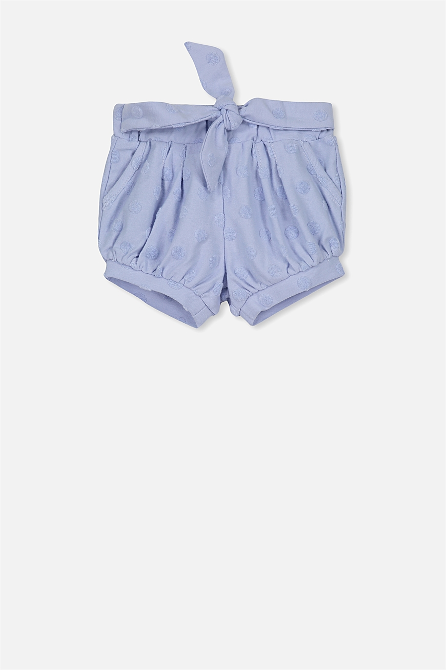 Cotton On Kids  Charlotte Short  Belair blue