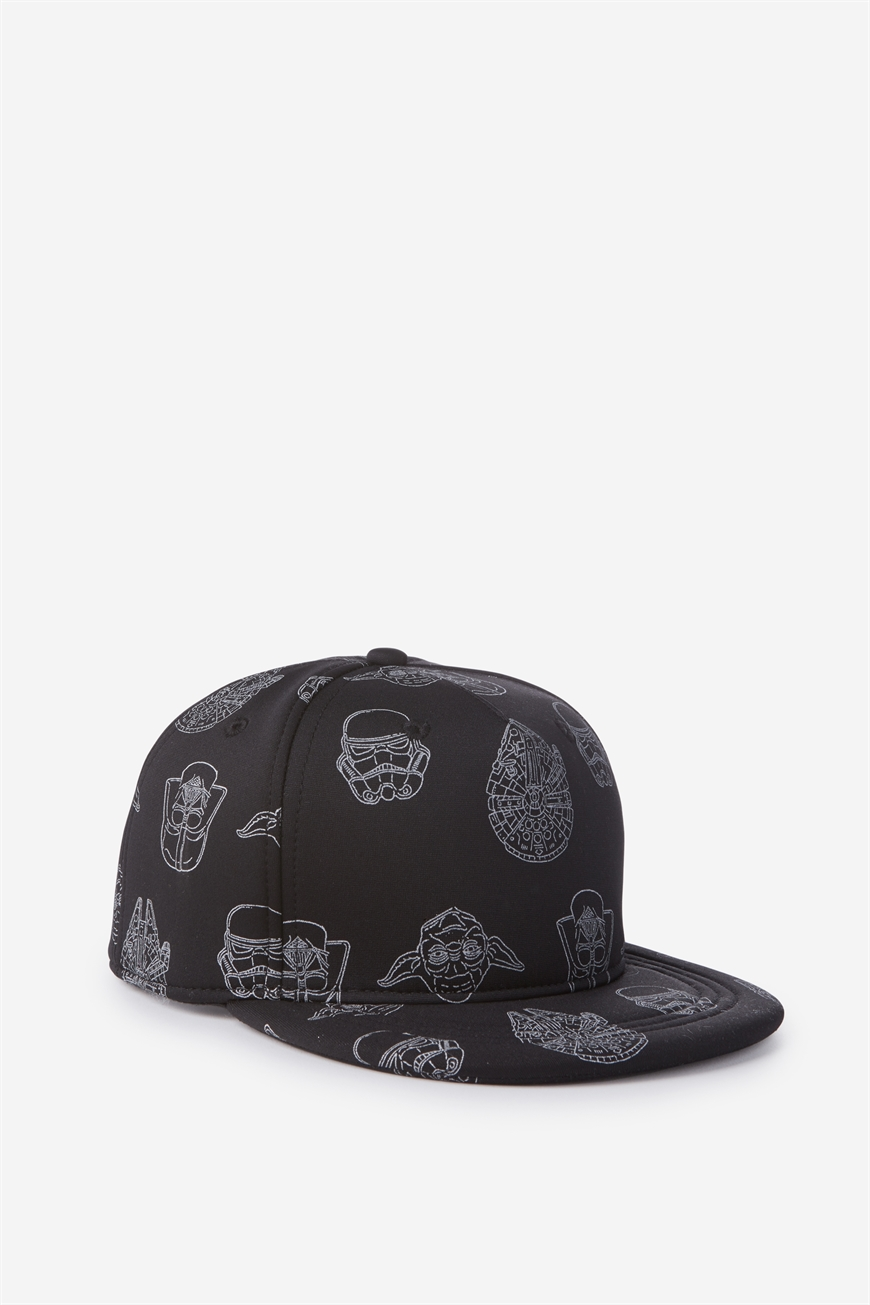 Cotton On Kids - Star Wars Cap - Star wars neoprene
