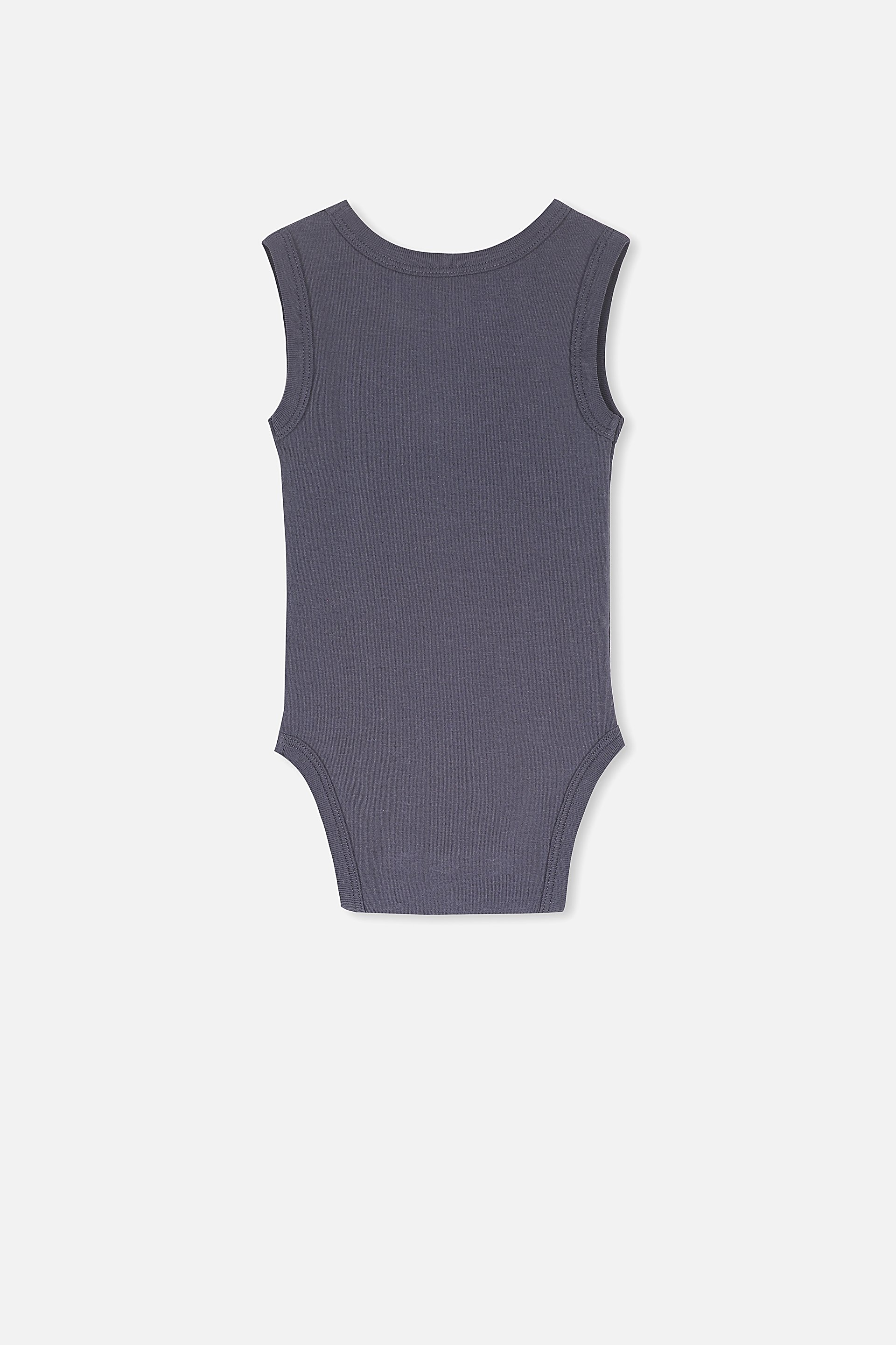 f091f9c88 Nb Singlet Bubbysuit | Baby, Toddler & Kids Clothing | Cotton On Kids