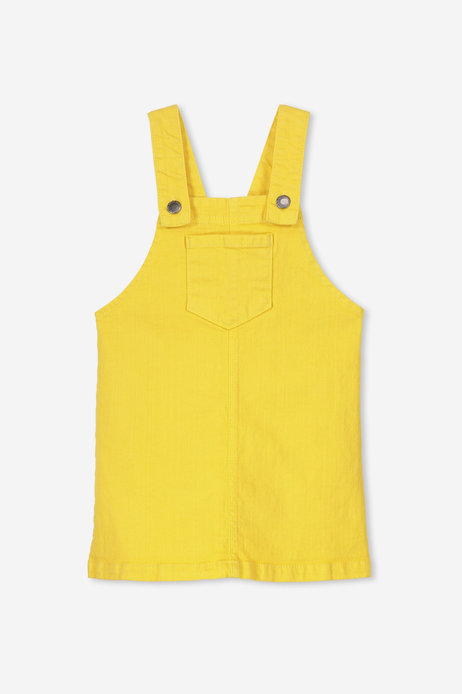 Cotton On Kids  Summer Pinafore  Sunset gold