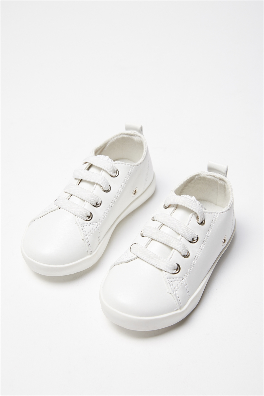 Cotton On Kids - Mini Classic Trainer - White 9352855009808
