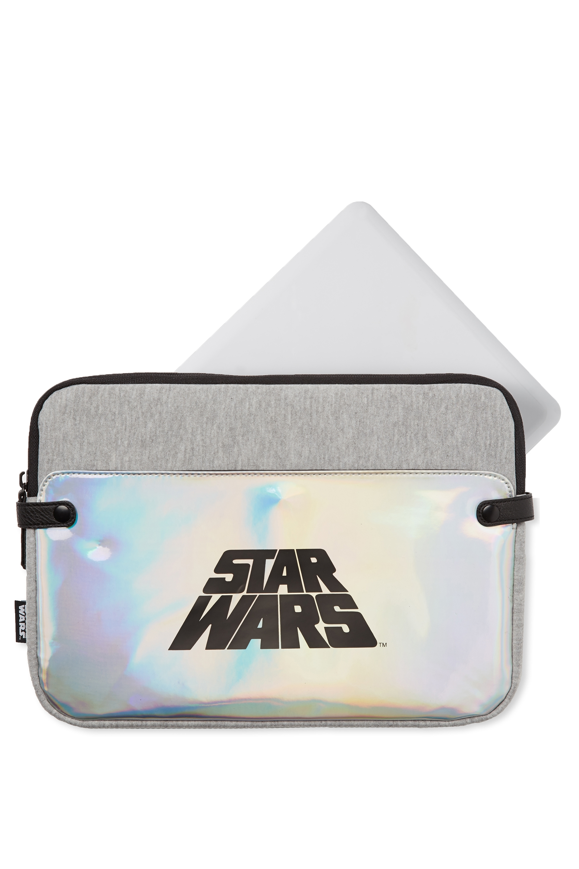 Typo - Varsity Laptop Case 13 Inch - Lcn star wars holographic