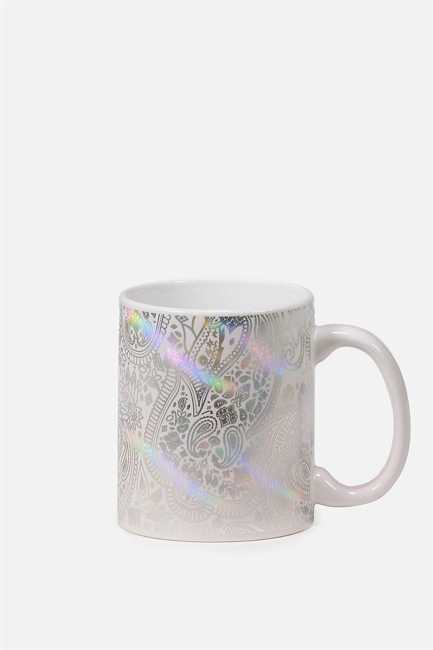 Typo - Anytime Mug - Holographic lace
