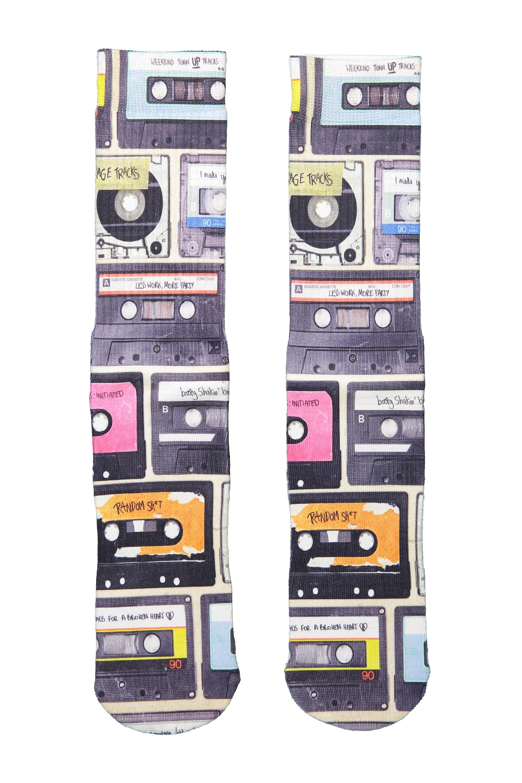 Typo - Mens Novelty Socks - Lcn stones