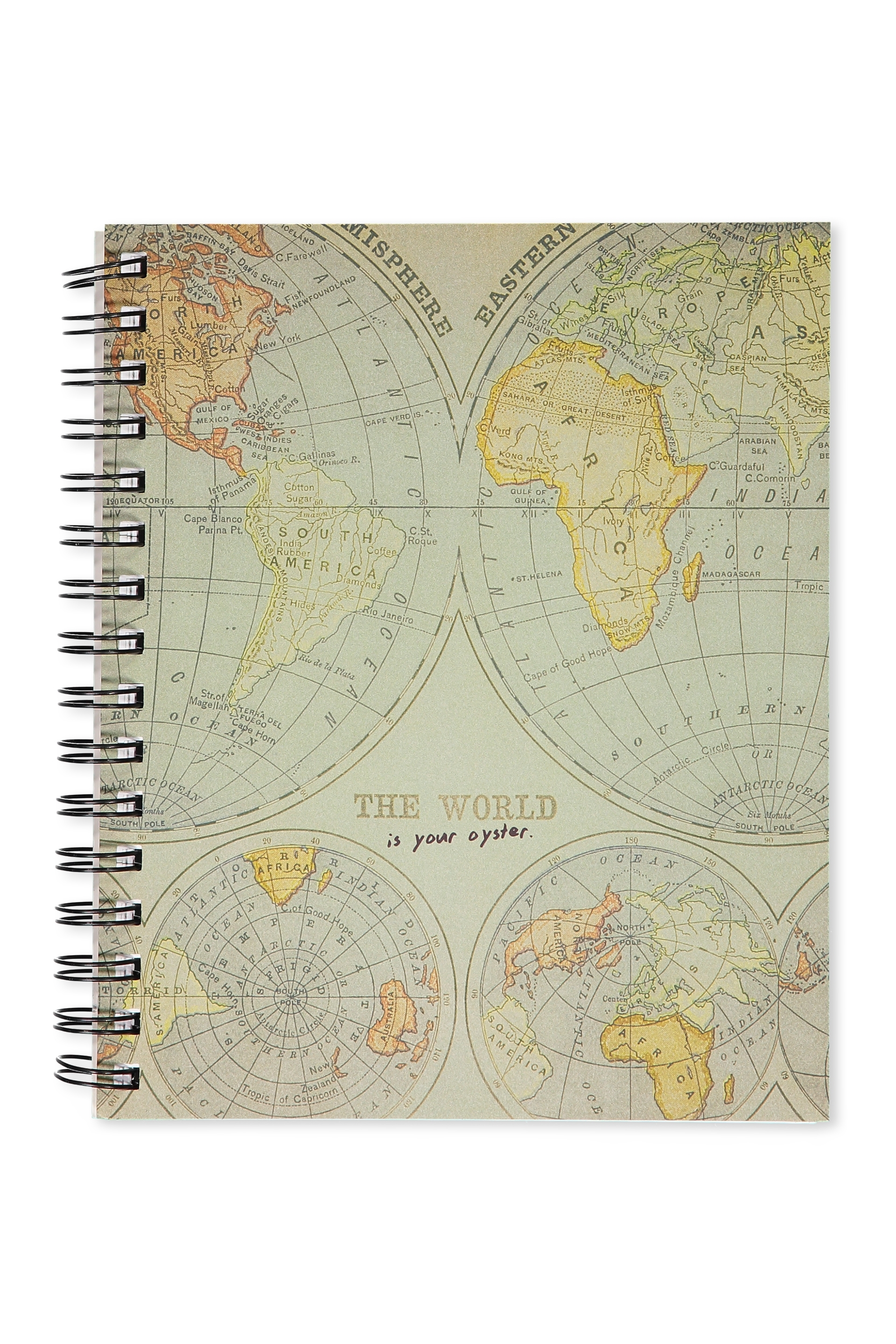 Luxefinds fashion shopping engine typo medium campus notebook 240 pages the world map gumiabroncs Gallery