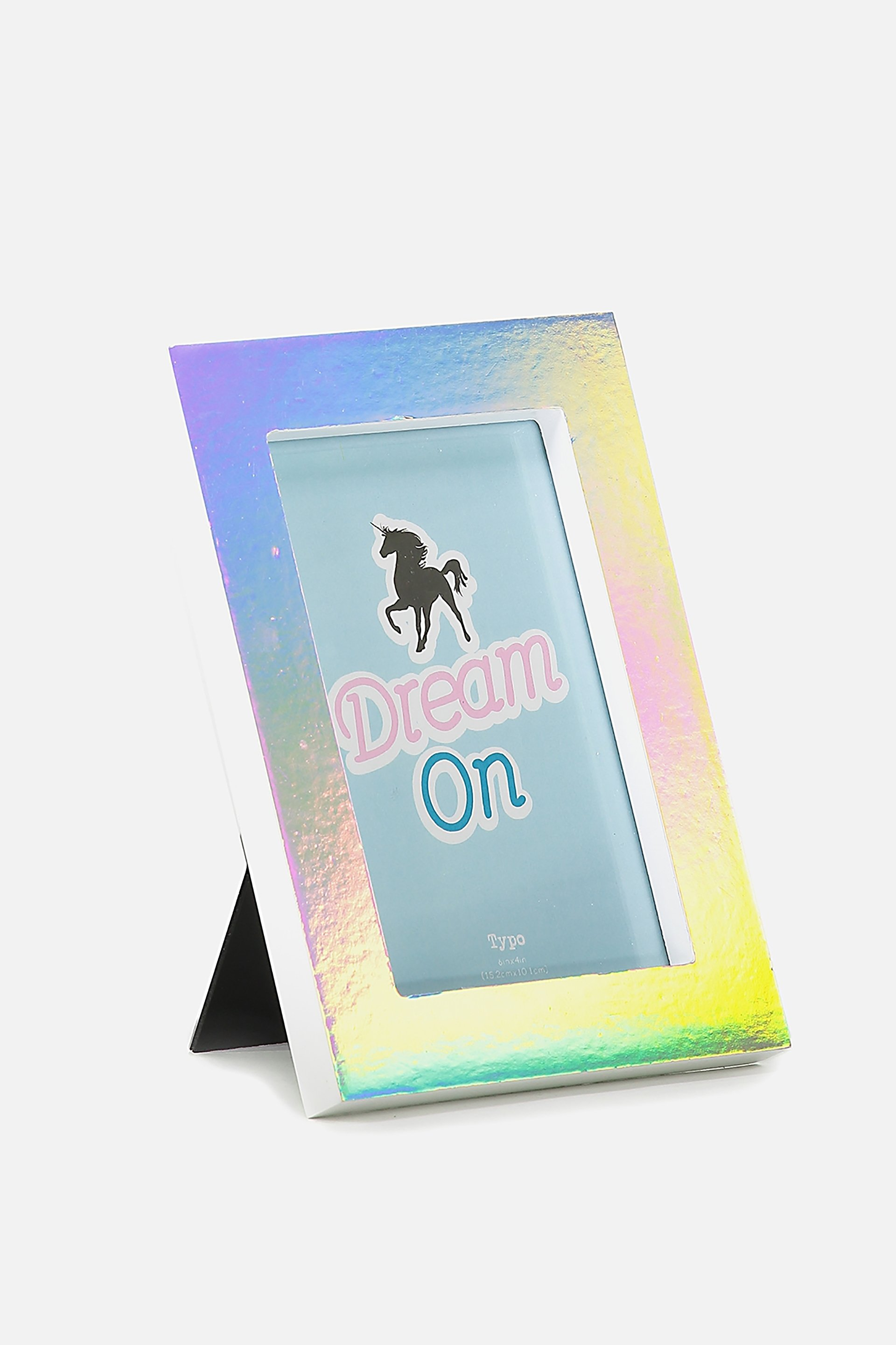Typo - Holographic Photo Frame - Holographic