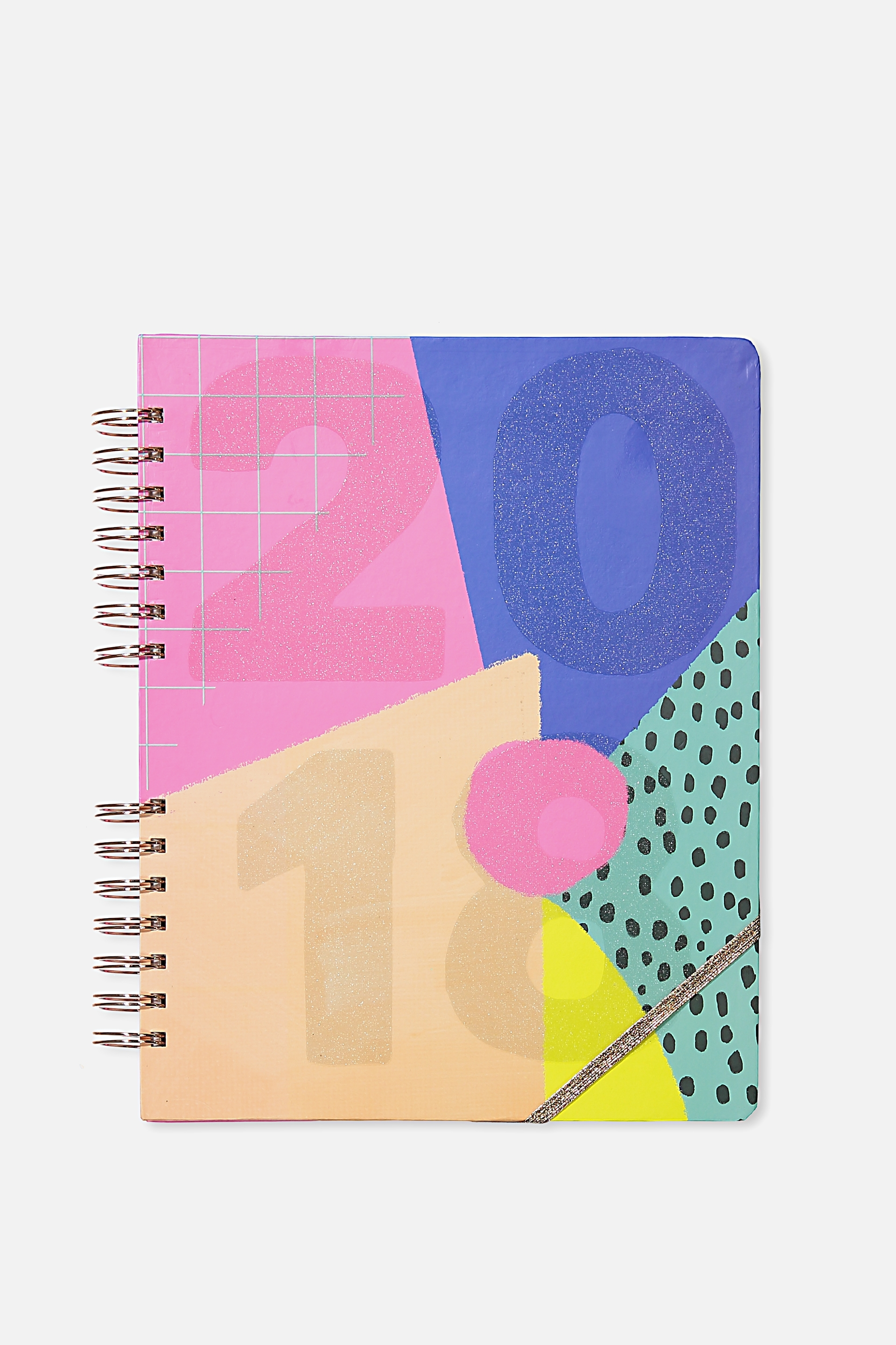 Typo - 2018 Ultimate Planner - Patches