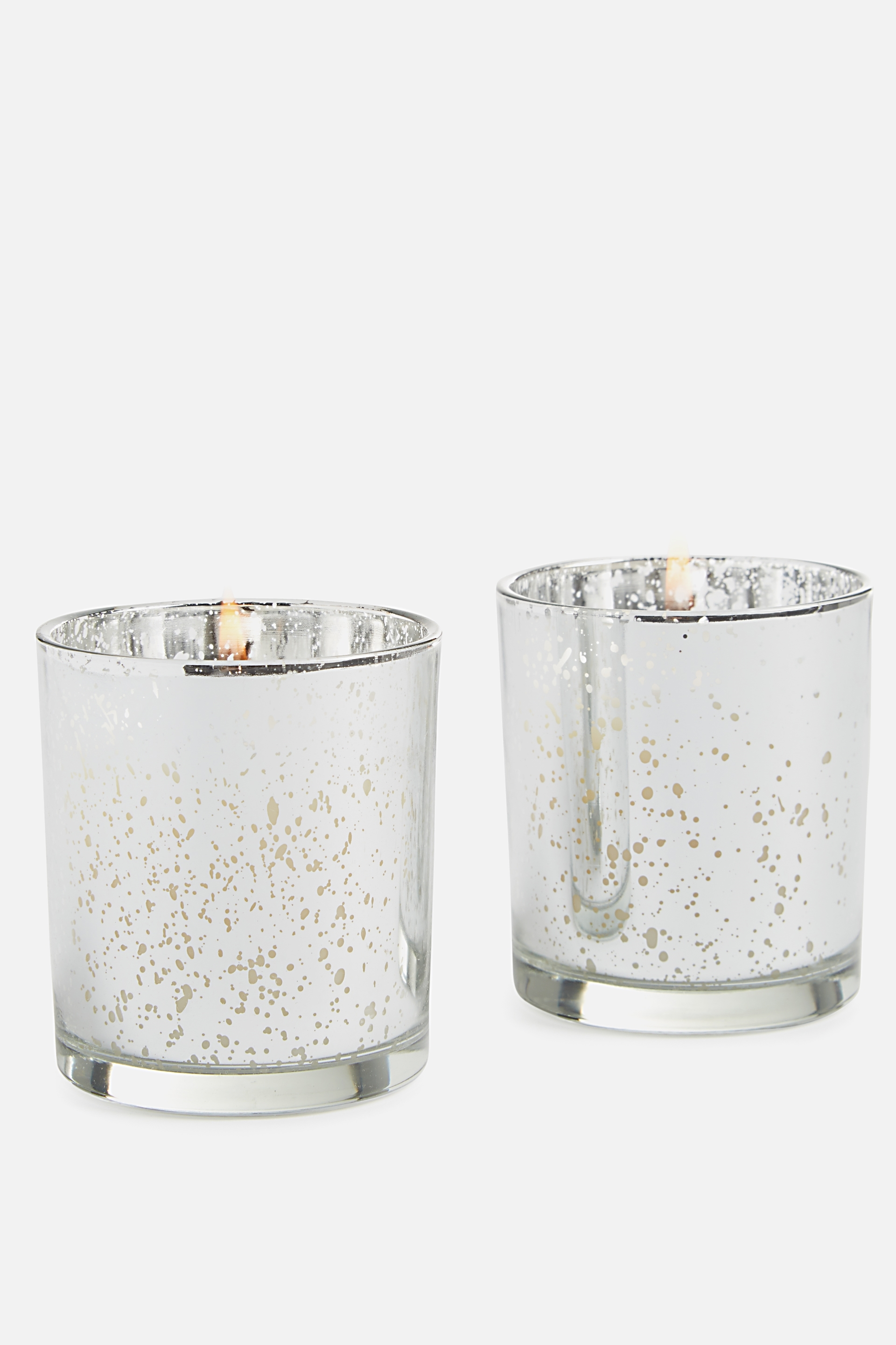 Typo  2 Pack Candle  Smokey grey