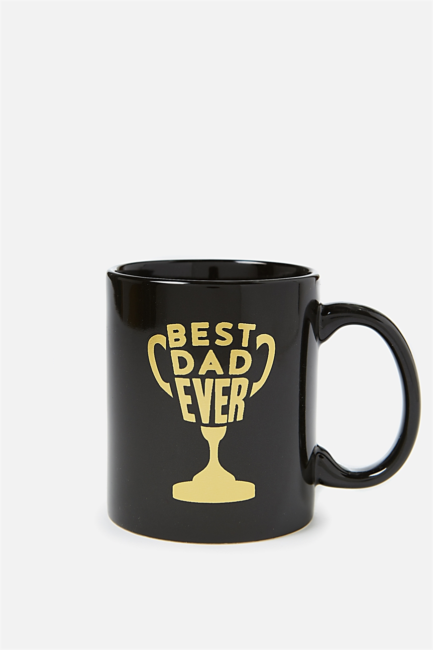 Typo - Anytime Mug - Best dad ever