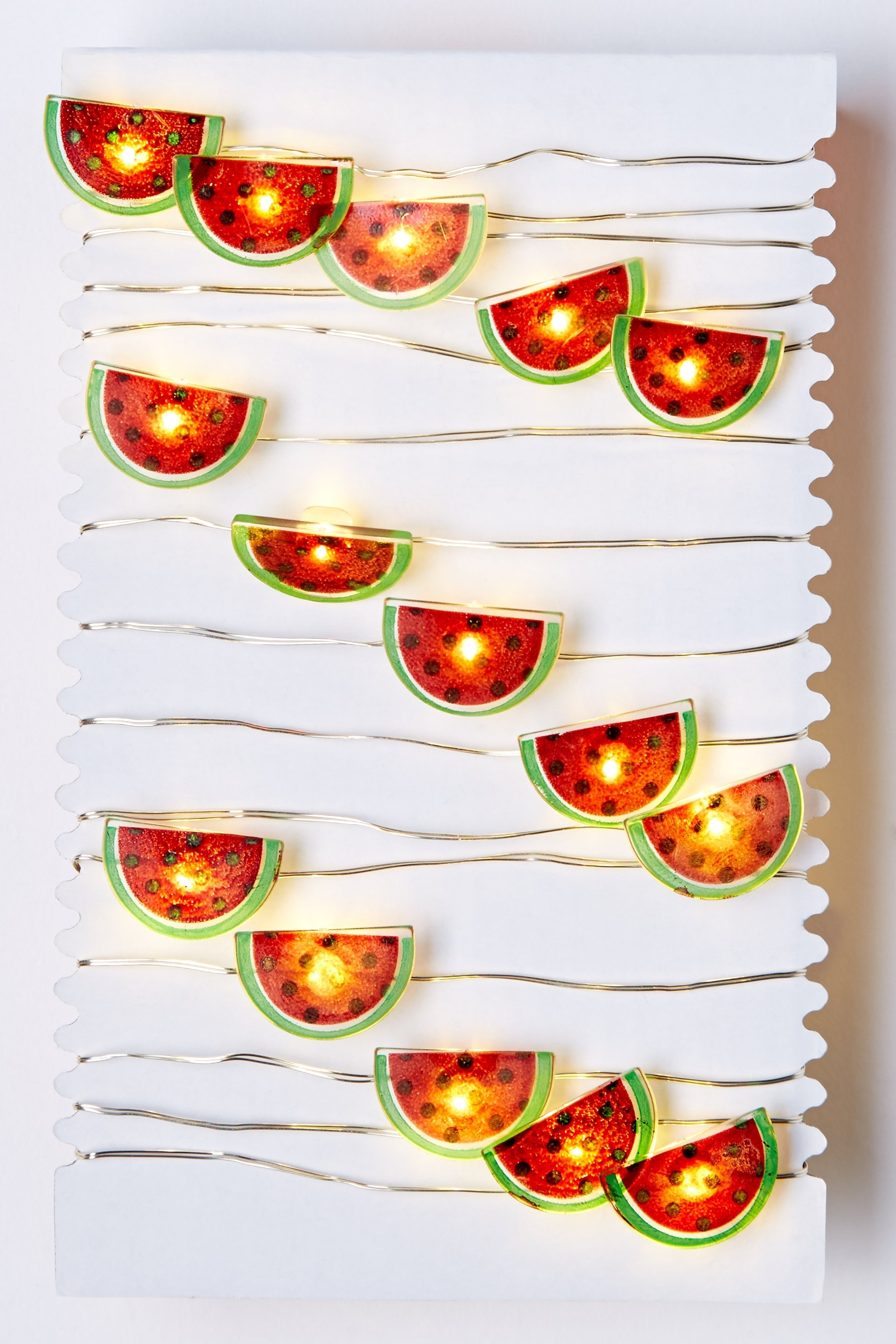 Typo - 3M Novelty Twinkle Lights - Watermelons