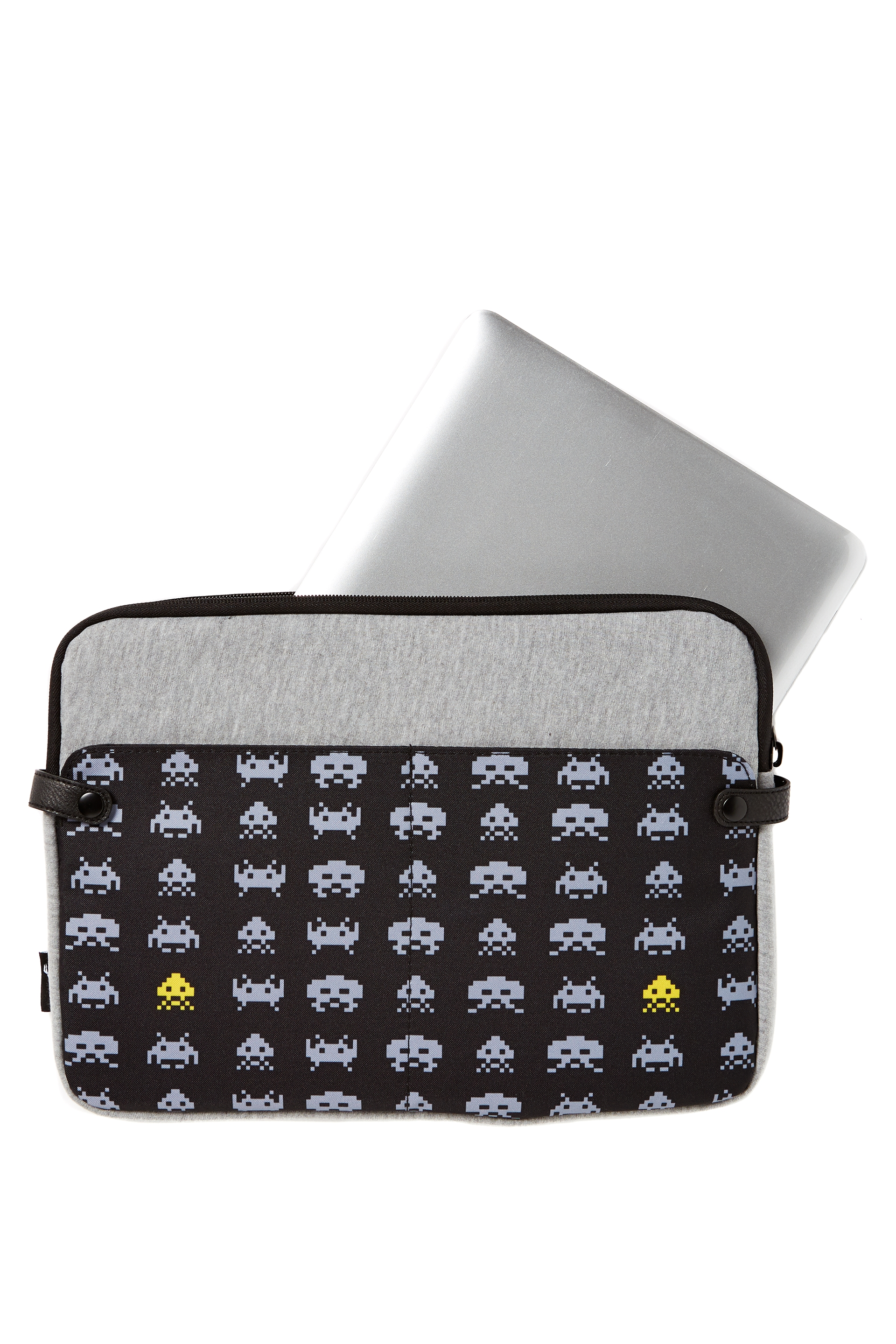 Typo - Varsity Laptop Case 13 Inch - Lcn space invaders pattern 9351533858622