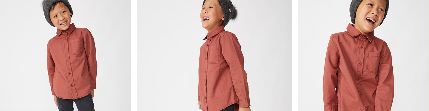 Cotton On Kids - Boy's Tops & T Shirts