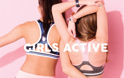 Free by Cotton On Girls Activewear