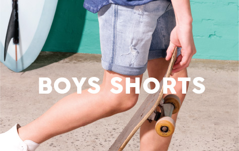 Free by Cotton On Boys Shorts