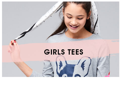 Free by Cotton On Girls Tees