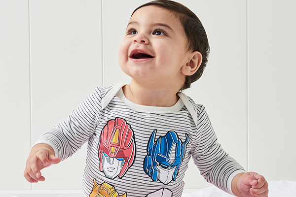 Cotton On Baby Boy's and Girl's Tops and T-shirts